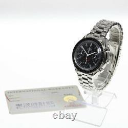 OMEGA Speedmaster 3510.51 AC Milan 100th Anniversary AT Men's Watch 622522