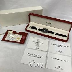 OMEGA Speedmaster AC Milan Limited Edition 1999 3810.51.41 Automatic Black Dial