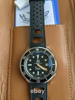 Squale 1521 60th Anniversary Milano Neuchatel 60. New old stock RARE only 60 pcs