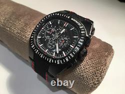Watch Montre BREIL Milano Quartz Chronograph Date Steel BW0307