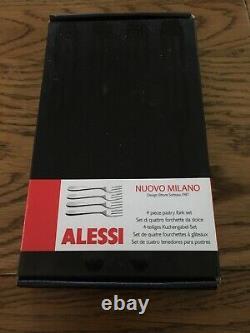 Alessi Nuovo Milano Cutlery Set 36 Pièce