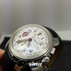Baume Mercier Fc Ac Milan Limited Edition. /30 Réf Mvo45216