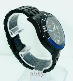 Breil Milano Bw0404 Manta Homme Ronde Noir Analogique Date Stainless Steel Watch