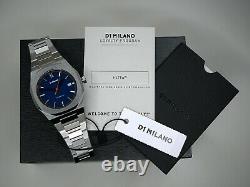 D1 Milano Atlas Blue Automatique Montre Homme International Shipping