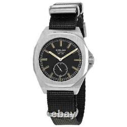 D1 Milano Commando Chronograph Quartz Black Dial Men's Watch Mtnj04