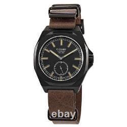 D1 Milano Commando Quartz Black Dial Men's Watch Mtlj01