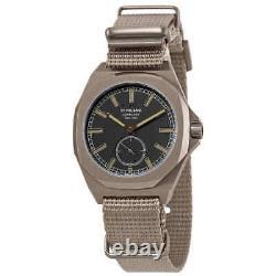 D1 Milano Commando Quartz Black Dial Men's Watch Mtnj02