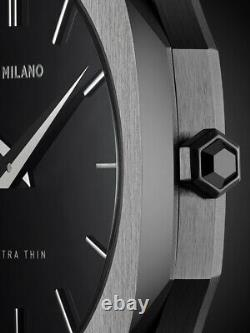 D1 Milano Utnj02 Ultra Mince Homme 40mm 5atm