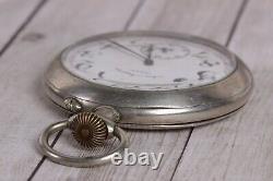 Doxa Mécanique Pocket Watch, Swiss Watch Medallie Dor Milan 1906 Montre Vintage
