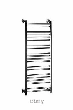 Durham Stainless Steel Towel Warmer Rail Bathroom Radiator Garantie À Vie