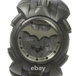 Gaga Milano Batman 8000 8000. Bt. 01 Cadran Noir Quartz Montre Homme 602682