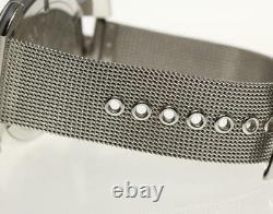 Gaga Milano Manuale Slim 46mm Gray Dial Quartz Montre Homme 477668