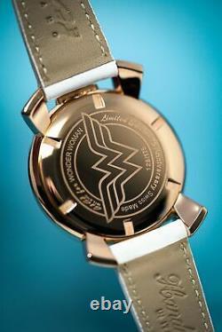 Gagà Milano Manuale Women's Watch 40mm Wonder Woman Edition Limitée