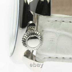 Gaga Milano Manuale40 5020.4 Coque Noire Cadran Quartz Ladies Montre 631166