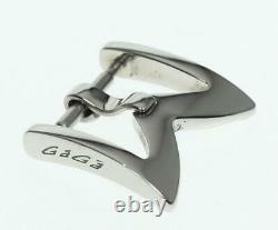 Gaga Milano Manuale40 5020.8 Coque Blanche Cadran Quartz Ladies Montre 569080