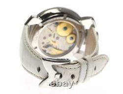 Gaga Milano Manuale48 5010.01 Petites Secondes Hand Winding Men's Watch 577836