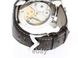 Gaga Milano Manuale48 5010.13s Brown Dial Hand Winding Homme 553387