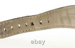 Gaga Milano Manuale48 Réf. 5010.12 Cadran Noir Winding Men's Watch 480143