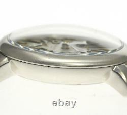Gaga Milano Manuale48 Vintage Petites Secondes Hand Winding Men's Watch(a) 538448