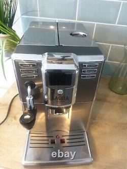 Gaggia Milano Anima Deluxe Bean To Cup Machine À Café
