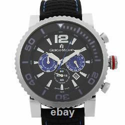 Giorgio Milano En Acier Inoxydable Chronographe Quartz Montre Homme 872st030413