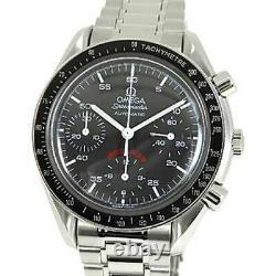 Livraison Gratuite Pre-owned Omega Speedmaster Ac Milan 100th Anniversary Watch