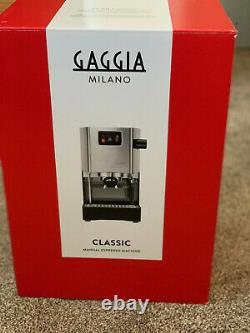 Machine De Fabrication D'espresso Classique Gaggia Milano Ri9303/47