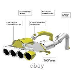 Magnaflow 16675 Pour Fusion/mkz/zephyr/milan Ss Cat-back 2.25exhaust System