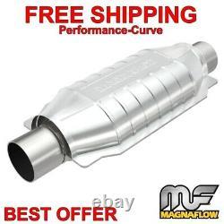 Magnaflow 2.25 Convertisseur Catalytique Lourd Chargé Obdii 99005hm