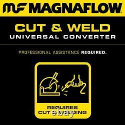 Magnaflow 5561355 Ajustements