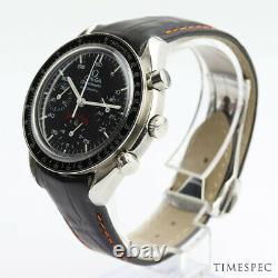 Omega Speedmaster Réduit Chronographe 100ème Anniversaire Ac Milan En Acier Inoxydable